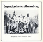 FRANCK Symphony in d FAERBER Jugendorchester Ahrensburg PPRIVATE LP Low Shipping