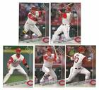2017 Topps Now Cincinnati Reds Players Weekend set Joey Votto Billy Hamilton 103