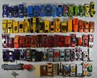 Lot of 70 Diecast Cars  Vehicles Vintage 1970s to Current
