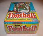 1989 Topps Football Wax Box - Lots of vintage Rookies and Stars