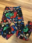 Marvel Comics Leggimgs, Sz M, Excellent, Free Shipping
