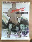 THE BATTLE OF ALGIERS rare German 1 sheet 1966 GILLO PONTECORVO battaglia di
