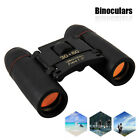 30 x 60 Black Zoom Mini Compact Binoculars Telescopes Day Foldable + Carry Case