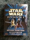 Star Wars: EPISODE ONE SERIES TWO WideVision Sealed Retail Box 36 pks (1999)