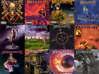 Megadeth (Band) 12 Complete Studio Albums CDs Countdown to Extinction + More NEW