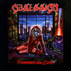 OBSESSION-Scarred for Life CD Liege Lord, Fifth Angel, Cities,Virgin Steele,Rare