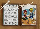 5 Wooden SCHOOL DAYS Ornaments/HangTags/HANDCRAFTED GIFT FOR TEACHER SetO6