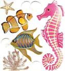 Jolees Boutique Dimensional Sticker Sea Creatures