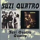 Suzi Quatro/Quatro /  Suzi Quatro Audio CD Classic Rock Glam Brand New