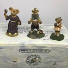 Boyds Village The Boyds Bearly A School Set Of 3