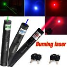 3PC 200Mile Green+Blue Purple+Red Laser Pointer Lazer Pen Visible Beam Bright US