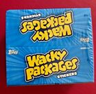 TOPPS 2011 WACKY PACKAGES STICKERS SEALED HOBBY BOX 24 PACKS 8 STICKERS PER PACK