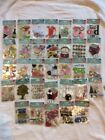 Scrapbooking Sticker Lot Jolees Boutique Lot of 33 Misc Lot New Sealed