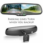 Master Tailgaters OEM Rear View Mirror with 43 Auto Adjusting Ultra Bright LCD