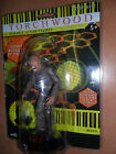 TORCHWOOD WEEVIL ACTION FIGURE 5 INCH CAPTAIN JACK DOCTOR WHO BARROWMAN MINT CAR