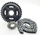 ROYAL ENFIELD 350CC THUNDERBIRD TWINSPARK FRONT REAR SPROCKET CHAIN KIT ASSEMBLY