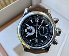 JAEGER LECOULTRE MASTER COMPRESSOR AUTOMATIC CHRONOGRAPH 41.5 MM -BOX/PAPERS-