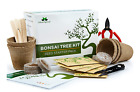 Grow your own Bonsai kit  5 Bonsai Tree Seeds Species Starter Kit with Tools