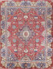 Old Semi Antique Dynasty Historical 10x13 Wool Kashmar Persian Oriental Area Rug