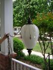 RARE!! ANTIQUE/VTG.  'VICTORIAN' HANGING JEWELED LAMP~50+ YRS. OLD~LOVELY! NICE!