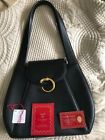 Vintage Cartier Panthere Black Bag In Excellent Condition with Tags And Dust Bag