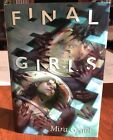 FINAL GIRLS Mira Grant 1st ed 1250 copy SIGNED LTD NUMBERED HC Subterranean OOP