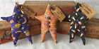 Primitive Ornies HALLOWEEN Prim Stars Prim Bowl Fillers Make Do's Nodders Tucks