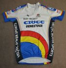 Vtg Ciocc Genestoux Cycling Racing Jersey Medium Italy