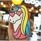 New Fashion 3D Cartoon Sunglasses Color Horse Phone Case for iphon5S/5G