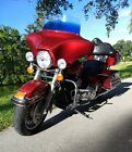 2012 Harley Davidson Touring 2012 Harley Davidson Electra Glide Classic FLHTC FREE DELIVERY in Florida