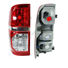 Pari Rear LH+RH Tail Lamp Taillights Assy j For Toyota Hilux Sr5 Vigo 2005-10