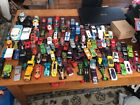 Huge Lot of 118 Hot Wheels  Matchbox Die cast Cars Trucks Collection