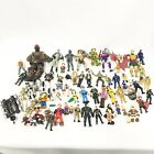 Huge Mixed Lot of Various Action Figures