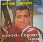 Jimmie Rodgers Honeycomb & Kisses Sweeter Than Wine Vinyl LP