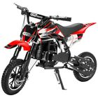 XtremepowerUS 49CC 2 Stroke Gas Power Mini Pocket Dirt Bike Dirt Off Road Motorc