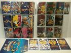 Animaniacs Card Set 1 - 72 + Foil Sticker Set + Box Top + Wrappers 1995 Topps