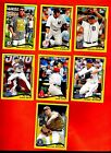 2014 TOPPS YELLOW BASE BALL CARDS INSERTS YOU PICK.