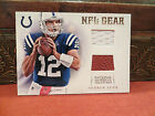 National Treasures Rookie NFL Gear Jersey Andrew Luck 74 75 2012