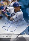 2018 Topps NOW MLB 476B Manny Machado Dodgers Debut [Autograph 49]