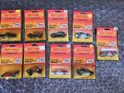 1983 Matchbox Datsun Turbo ZXMustang GT CorvetteSand Digger Lot Of 9