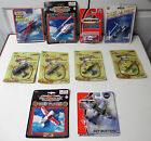 Lot of 10 die cast Gee Bee Bell 47 StearmanSE 5 Jenny Helicopters More