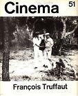 Cinema 51 Francois Truffaut 1967 German Film Magazine Germany