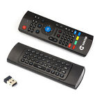 Android TV Box Wireless Remote Control Keyboard Air Mouse 24ghz for KODI PC TV