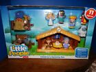 FISHER PRICE LITTLE PEOPLE 11 PIECE NATIVITY SET NEW