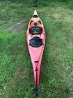 RARE FREEDOM 15 by Wilderness Systems Kayak SIT ON TOP Rudder Included LK 15ft
