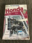 1973 1974 1975 1976 1977 1978 1979 1980 1981 HONDA CIVIC CVCC repair manual