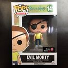 Funko POP Animation Rick and Morty Evil Morty GameStop Exclusive