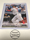 2018 Topps NOW MLB 389 Rafael Devers Youngest GS in Rivalry (RC) [Print Run 677]
