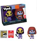 Funko VYNL Pop Masters Of The Universe Skeletor Faker SDCC 2018 Summer Exclusive