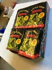 (34) 1986 Topps Little Shop of Horrors unopened wax packs in box w no lid
